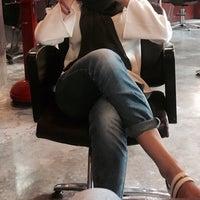Photo taken at Medusa Hair Studio by Yusra F. on 11/17/2016