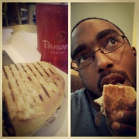 Photo taken at Panera Bread by Meekael C. on 8/4/2013