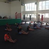 Photo taken at Sport Palace by Антон Ш. on 8/19/2014
