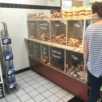 Photo taken at Nyack Hot Bagels & Deli by Sophia C. on 8/17/2016
