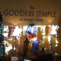 Photo taken at Goddess Temple Of Orange County by MistressPrime on 10/28/2012