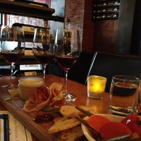 Photo taken at Vino Rosina Wine Bar by Leah A. on 5/10/2013