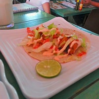 Photo taken at Cabo Grill Fish & Tacos by Samuel C. on 6/25/2013