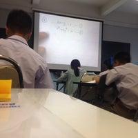 Photo taken at ห้องศูนย์คณิตศาสตร์ โรงเรียนสามัคคีวิทยาคม by CREAM on 11/19/2015