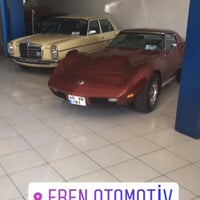 Photo taken at Yusuf Eren Otomotiv Showroom by Kamuran A. on 7/14/2017
