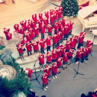 Photo taken at Festival Walk by Billy C. on 12/17/2012