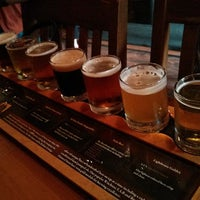 Photo taken at Fitger's Brewhouse Brewery & Grille by Mykl R. on 7/13/2013