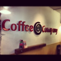 Photo taken at Coffee Company by Ziya Gurkan B. on 10/2/2012