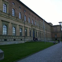 Photo taken at Alte Pinakothek by Sergey Z. on 9/21/2012