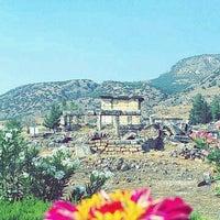 Photo taken at Pamukkale Geçidi by Halil Y. on 7/30/2016
