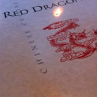 Photo taken at Red Dragon Chinese by Nirv@n@ K. on 1/31/2013