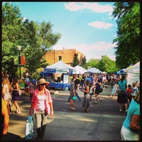 Photo taken at Boulder Farmers' Market by Muffadal S. on 7/10/2013