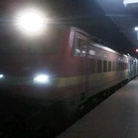 Photo taken at Palakkad Junction (Railway Station) by Kalesh S. on 3/16/2013