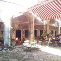 10/14/2012 tarihinde Mehmet G.ziyaretçi tarafından Caferağa Medresesi'de çekilen fotoğraf