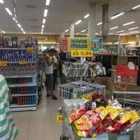 Photo taken at Supermarket by Luiz M. on 12/1/2012