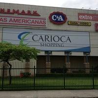Foto tirada no(a) Carioca Shopping por Luiz M. em 2/6/2013