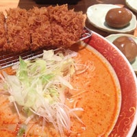Photo taken at Tampopo Restaurant by Shu W. on 2/4/2013