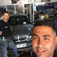 Photo taken at murat oto bmw servis by Mehmet K. on 10/16/2015