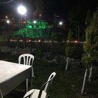 Photo taken at Menteşe Çay Bahçesi by Halil Ibrahim Ö. on 6/14/2017