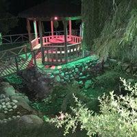 Photo taken at Menteşe Çay Bahçesi by Halil Ibrahim Ö. on 6/21/2017