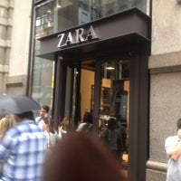 Photo taken at Zara by Shaun G. on 9/28/2012