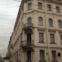 Снимок сделан в Музей Достоевского пользователем Olya S. 10/12/2012