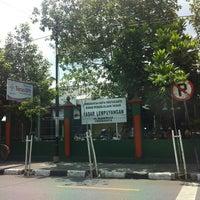 Photo taken at Pasar Lempuyangan by Ardhian G. on 10/26/2013