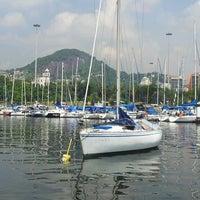 Photo taken at Marina da Glória by Sigried B. on 3/8/2013