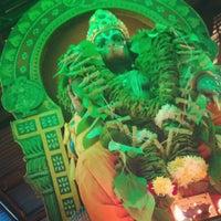 Photo taken at Sree Veera Hanuman Temple by Ram Prasath Babu G. on 12/9/2013