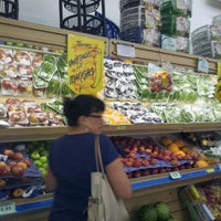Photo taken at Supermercado do Carmo by Wercy M. on 10/5/2013