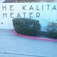 Photo taken at Kalita Humphreys Theater by Anton S. on 2/16/2013