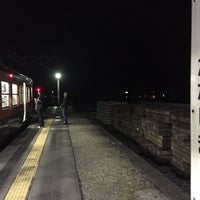 Photo taken at Kanashima Station by ヒトシマ on 12/4/2016