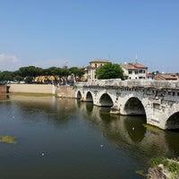 Photo prise au Ponte di Tiberio par Dmitry S. le5/8/2013