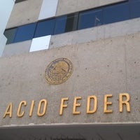 Photo taken at CONANP Palacio Federal by Jorge G. on 8/24/2015