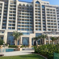 Photo taken at Ajman Saray, A Luxury Collection Resort by Yasser S. on 12/5/2013