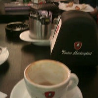 Photo taken at Giorgio Caffe by Oana C. on 12/8/2012