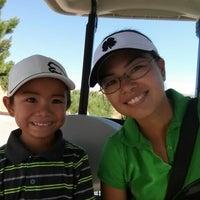 Photo taken at Falcon Ridge Golf Course by Jennifer B. on 7/22/2014