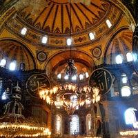 Photo taken at Hagia Sophia by Serra S. on 7/2/2013