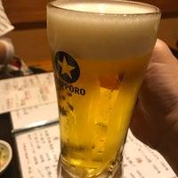 Photo taken at 炭火串焼 けむり 四代目 八王子店 by Taku K. on 7/16/2017