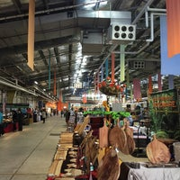 Photo taken at Old Bus Depot Markets by Cloud C. on 8/16/2015