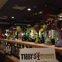 Photo taken at Tibby's New Orleans Kitchen by Shannon T. on 2/2/2013