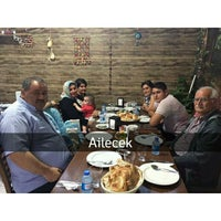 Photo taken at Kosor Cağ Kebap Salonu by ÜMİT K. on 6/21/2016