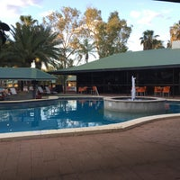 Photo taken at Chifley Alice Springs Resort by Bill S. on 11/7/2016