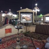 Photo taken at مـقهـى الـــكـــوخ . by مجموعة ا. on 1/20/2014