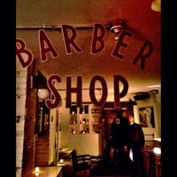 Photo taken at The Blind Barber by Michael D. on 9/22/2013