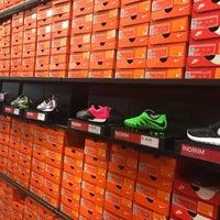 Photo taken at Optimum Nike Factory Store by Murat K. on 7/22/2016