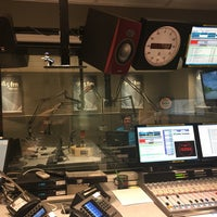 Photo taken at 98,5 FM by Marie-Julie G. on 6/17/2017