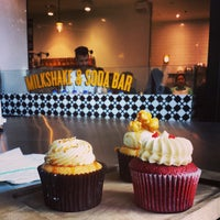 Photo taken at Cupcake Central by Jumpin J. on 9/13/2014