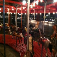 Photo taken at Greenport Antique Carousel by Dianne W. on 11/23/2012