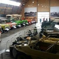 Photo taken at The Bauska Branch of the Riga Motor Museum by Līva Daniela B. on 5/18/2016